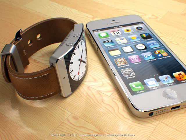 iWatch Domotique
