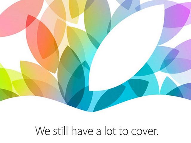 Keynoe Apple 22/10/2013