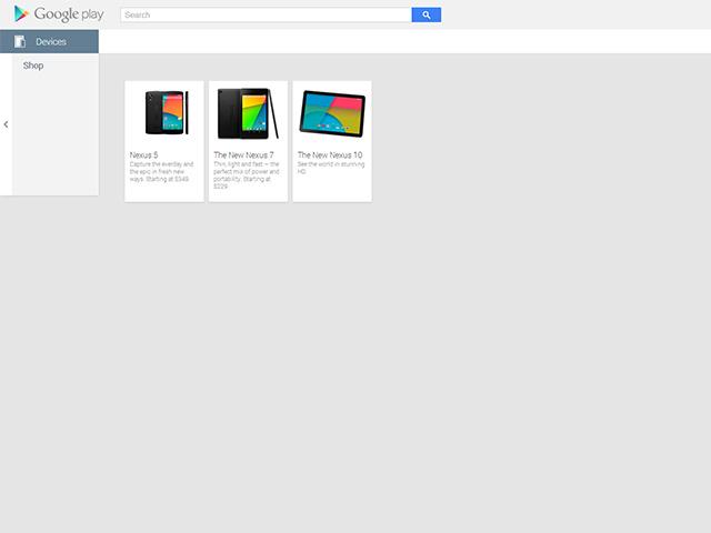 Leak Nexus 5 Nexus 10