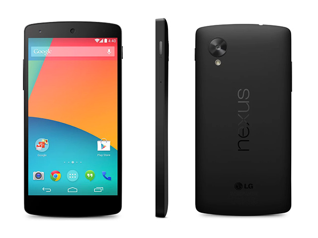 Nexus 5 officiel