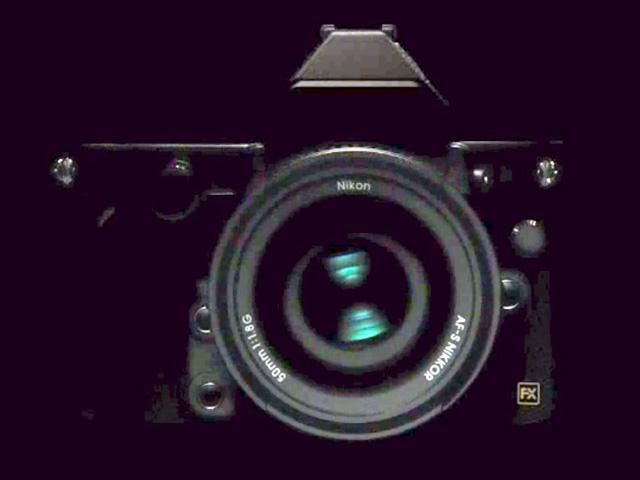 Nikon DF : un quatrième teaser 2
