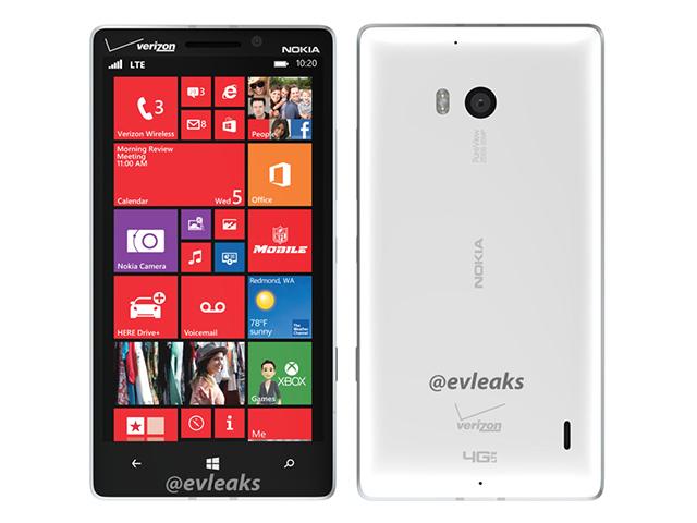 Nokia Lumia 929/1320 : image 2