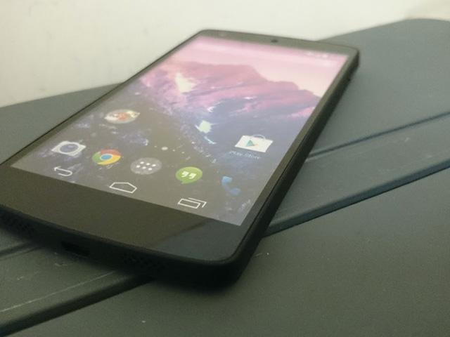 Nouvelle photo Nexus 5 : photo 1
