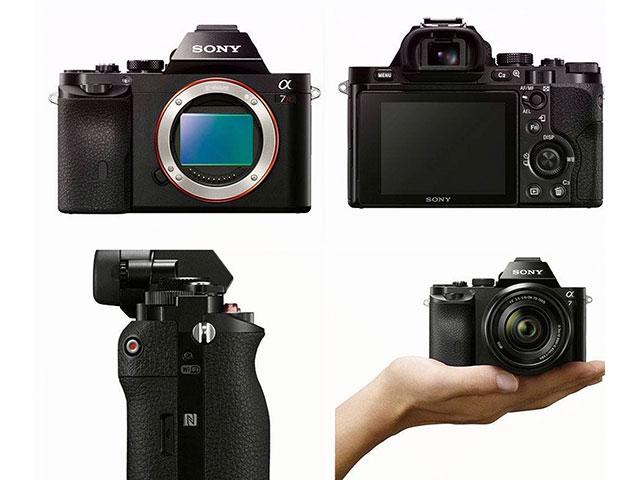 Sony A7/A7r : nouvelle photo 2
