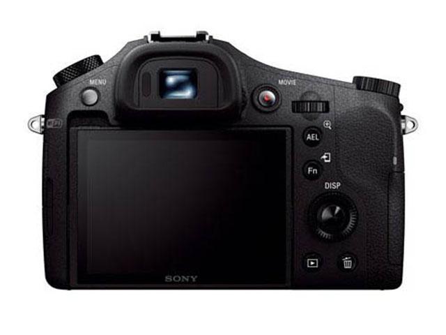 Sony RX10 : de dos