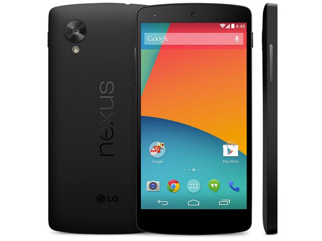 Présentation Nexus 5 31 octobre
