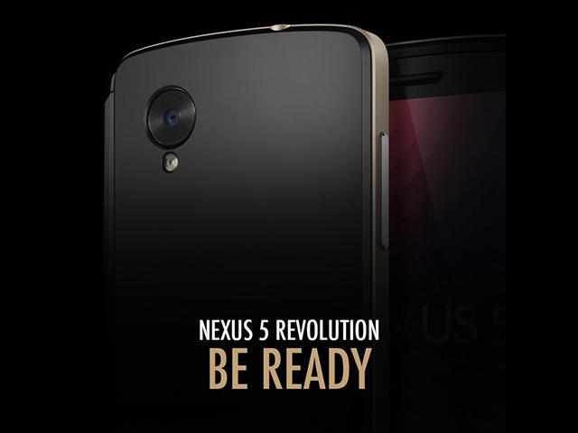 Rendu Nexus 5