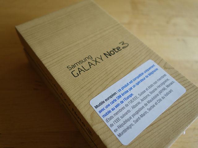 Samsung Galaxy Note 3 : image 1