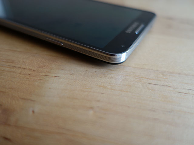 Ecran flexible Samsung
