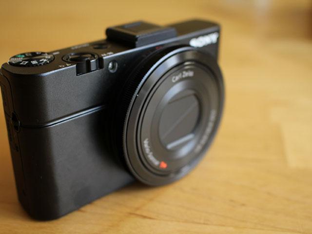 Sony RX100 II : image 1