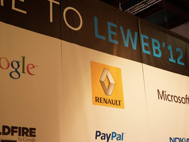 Startup Competition LeWeb'13