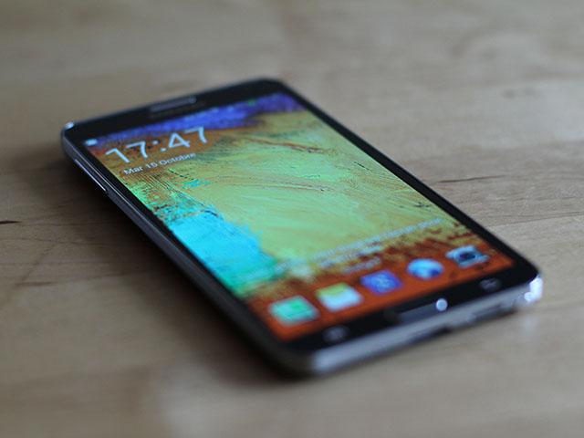 Test Samsung Galaxy Note 3 : image 1