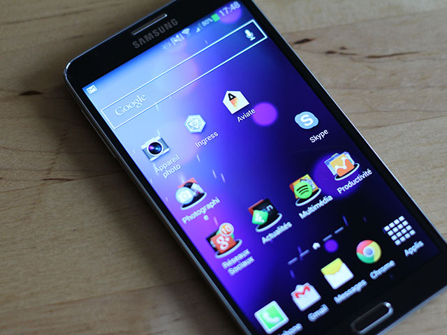 Test Samsung Galaxy Note 3 : image 2