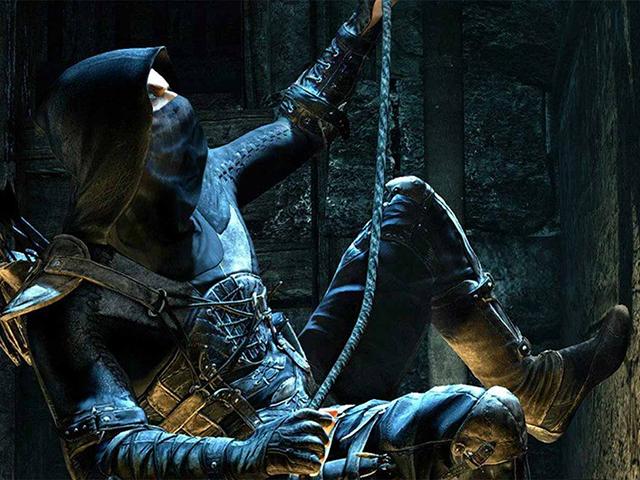 Vidéo gameplay Thief 2014