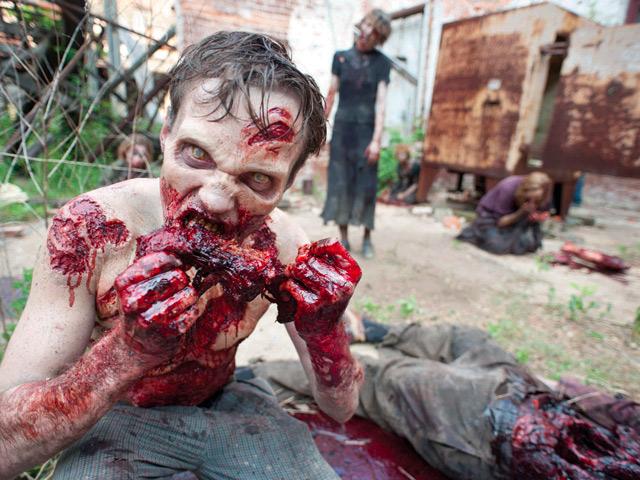 Vidéos Sept 2013 The Walking Dead saison 4