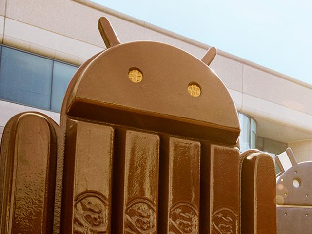Android 4.4 KitKat Nexus 7 et Nexus 10