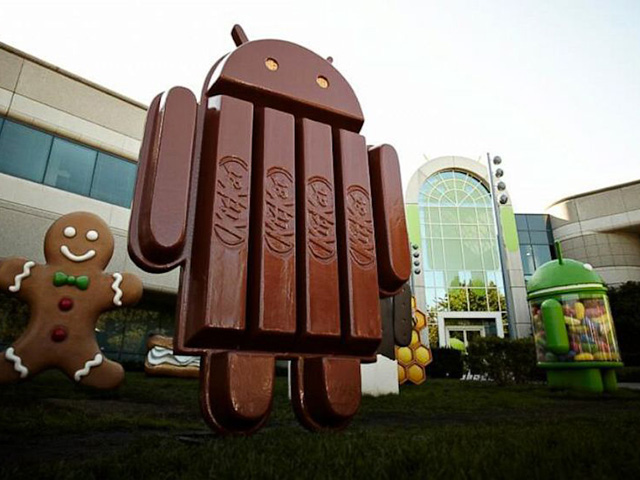 Android 4.4 KitKAt sur Galaxy Nexus