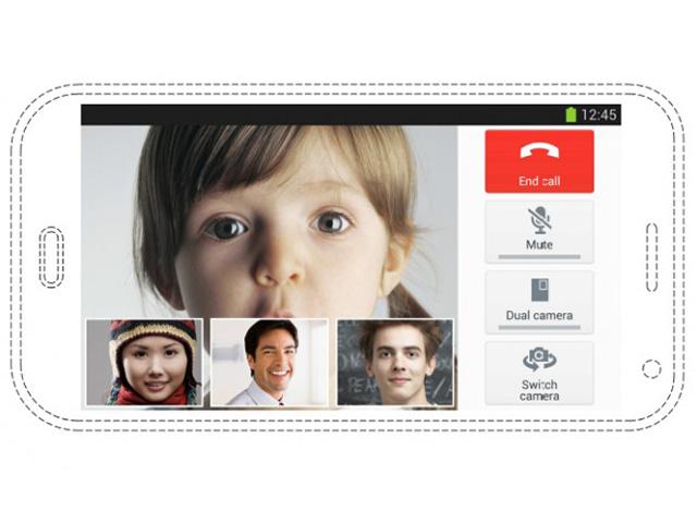 Application appels Samsung