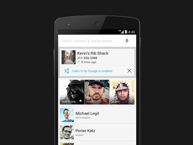 Avatar Google+ Téléphone