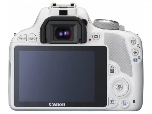 Canon EOS 100D blanc : image 2