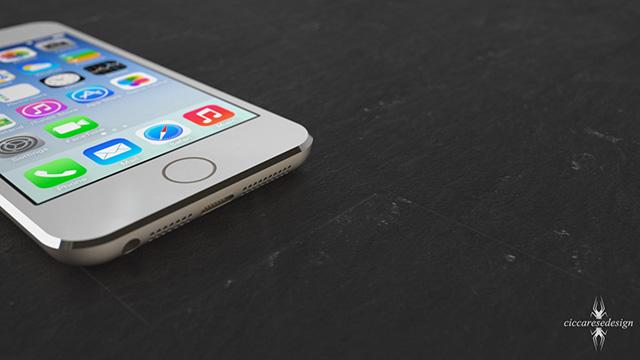 iPhone Air : un chouette concept par CiccareseDesign