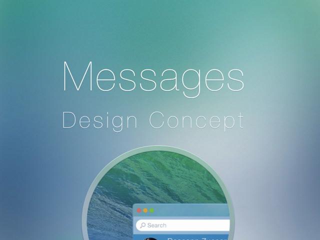 Concept Messages : capture 1