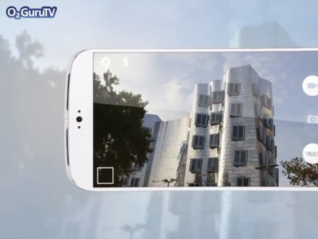 Concept Samsung Galaxy S5 O2 Guru TV