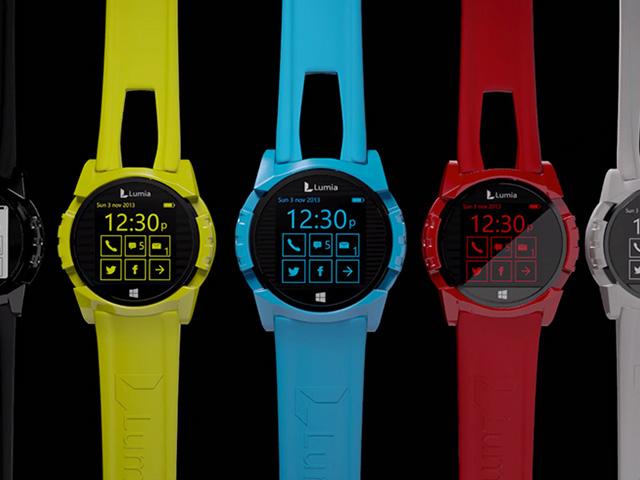Concept SmartWatch Nokia