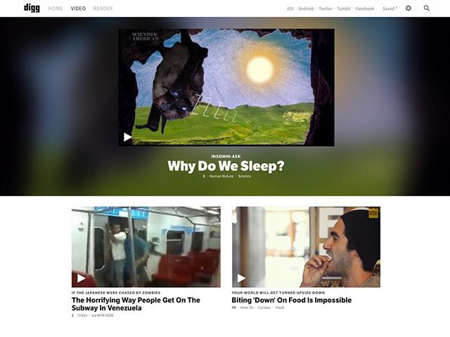 Digg Video