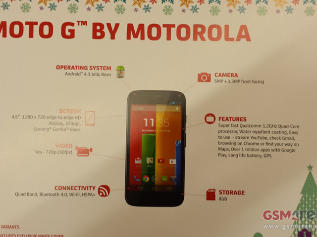 Document Moto G