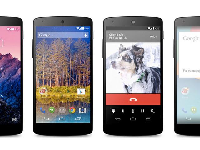 Evolution gamme Nexus