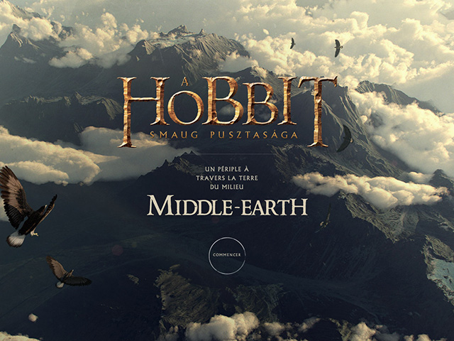 Journey in Middle Earth