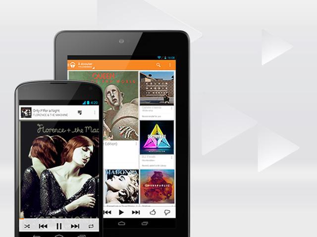 Google Play Musique iOS