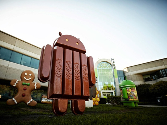 Installer Android 4.4 KitKat