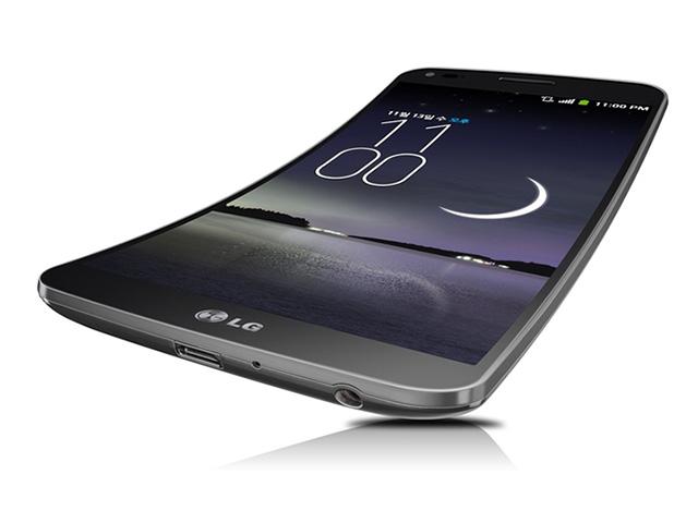 Vidéo LG G Flex