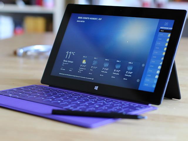 Microsoft Surface Pro 2 : photo 12