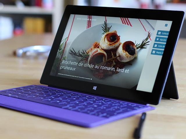Microsoft Surface Pro 2 : photo 16