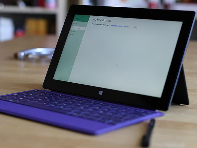 Microsoft Surface Pro 2 : photo 17