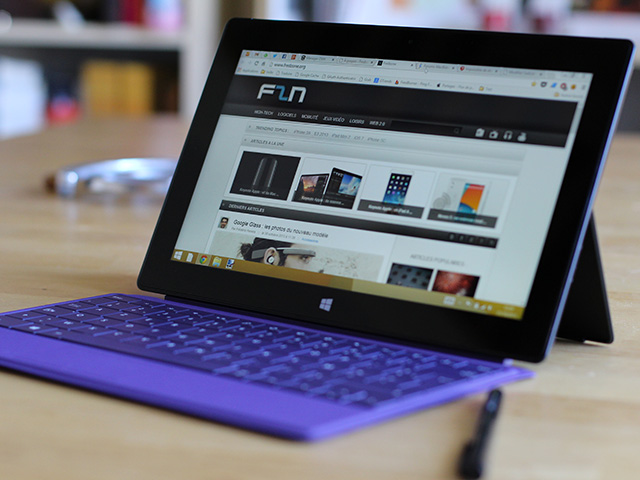 Microsoft Surface Pro 2 : photo 23