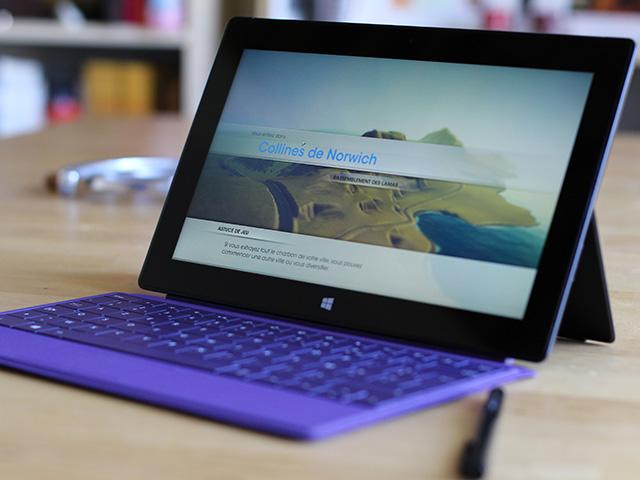 Microsoft Surface Pro 2 : photo 24