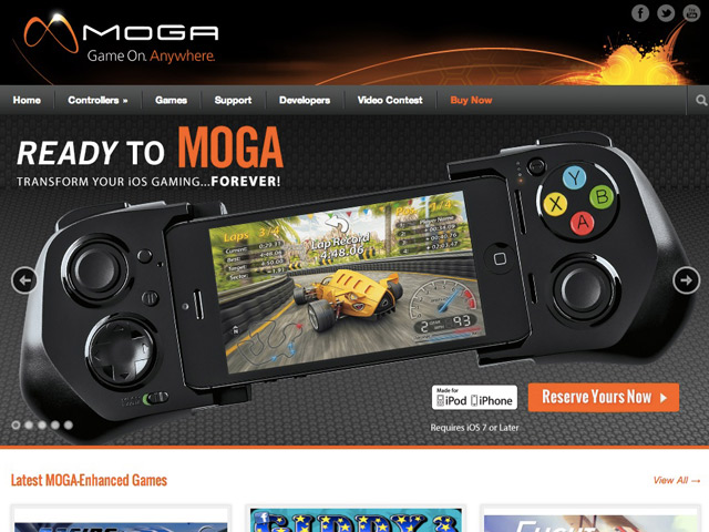 MOGA Ace Power
