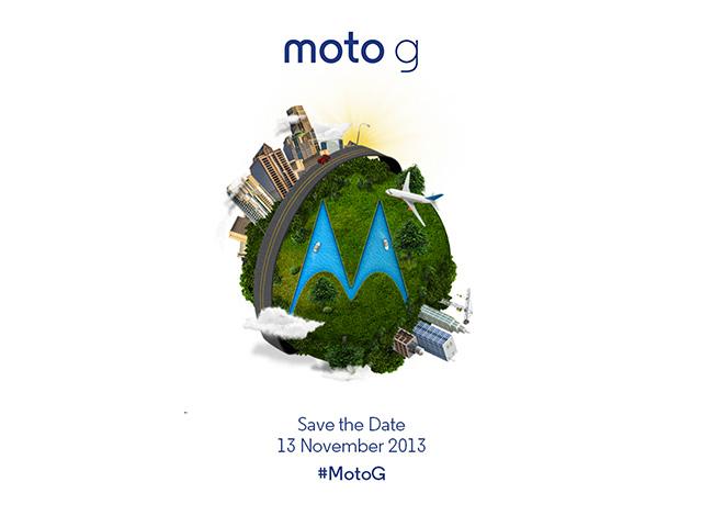 Reveal Moto G