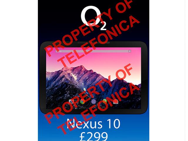 Nexus 10 : image 1