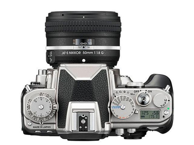 Nikon DF officiel
