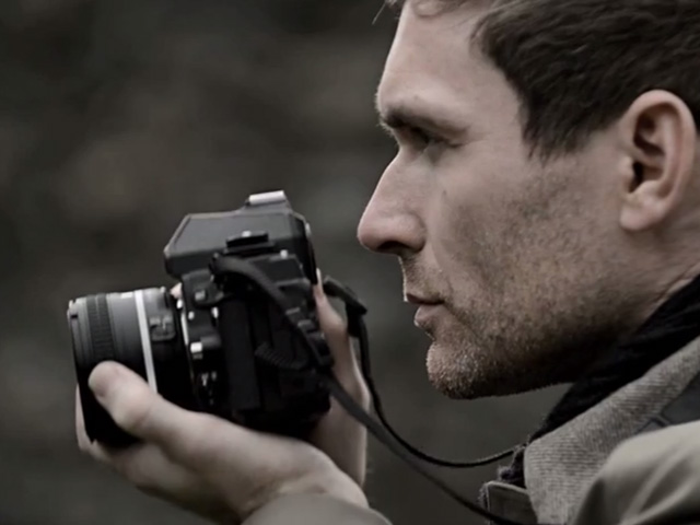 Nikon DF : vue de profil