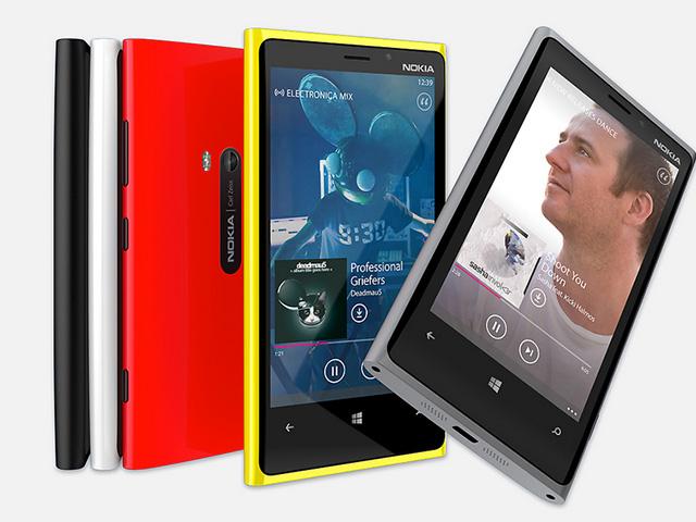 Nokia Musique iOS Android