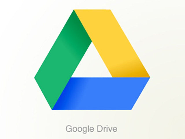 Nouvelle version Google Drive iOS nov13