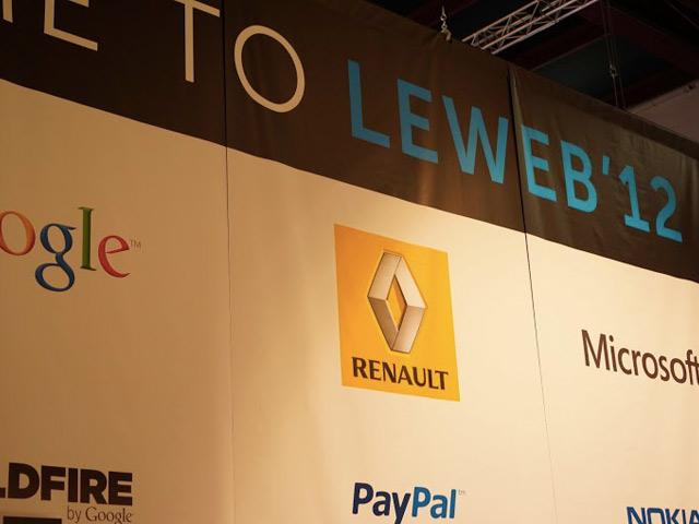 Programme LeWeb'13