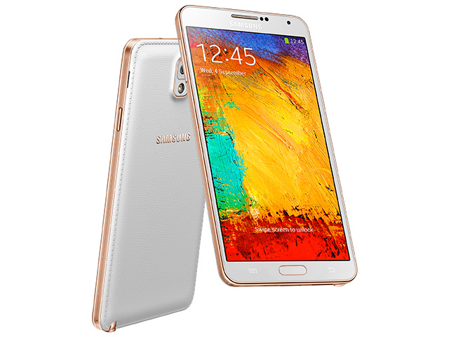 Samsung Galaxy Note 3 or rose