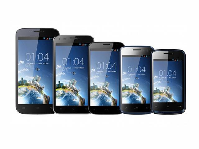 Smartphones Kazam